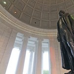 Jefferson Memorial in Washington, DC