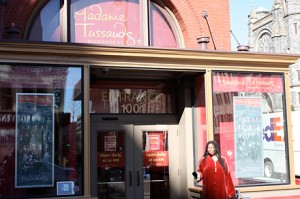 Madame Tussauds Wax Museum in Washington DC