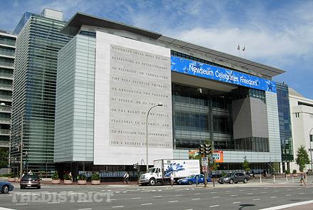 Newseum in Washington, DC
