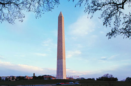 Washington Monument The District
