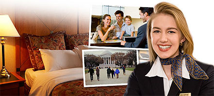 Washington DC hotels and lodging discounts