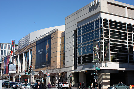 Verizon Center in Washington, DC