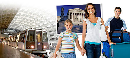 Washington DC visitor information for tourists