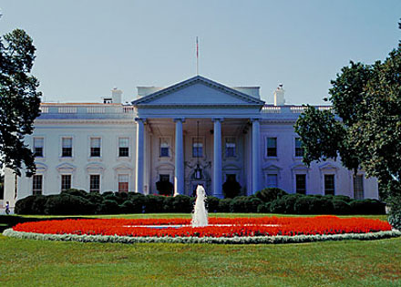 The White House in Washington, DC
