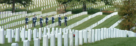 Top 10 Things to See in Washington, D.C. -- Arlington National Cemetery