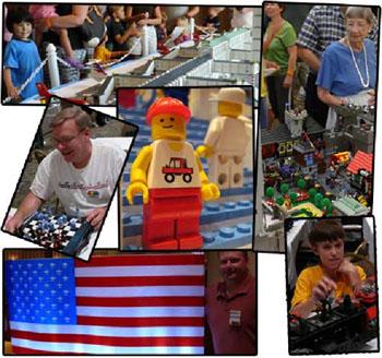 LEGO BrickFair Photos