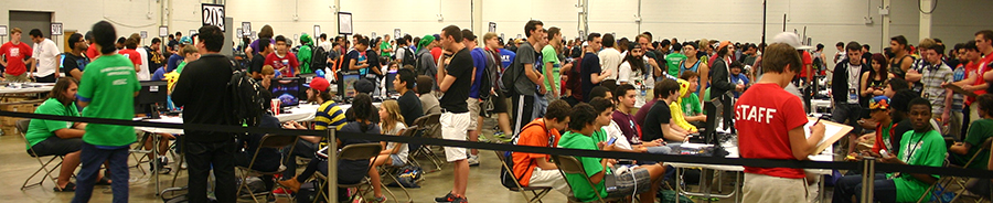 Super Smash Con - Dulles Expo Center