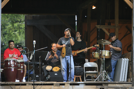 Falls Church Concerts in the Park