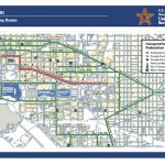 Joint Transportation Plan Announced by the 2017 Presidential Inaugural Subcommittees