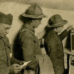 """My Fellow Soldiers: Letters from World War I"" on View at the National Postal Museum"