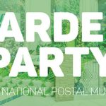 Garden Party at the National Postal Museum, April 7 & 8, 2018