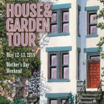 61st Annual Capitol Hill House and Garden Tour, Mother's Day Weekend